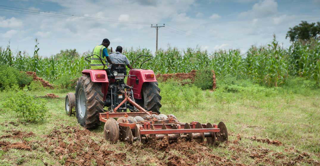 Mechanized Farming Africa