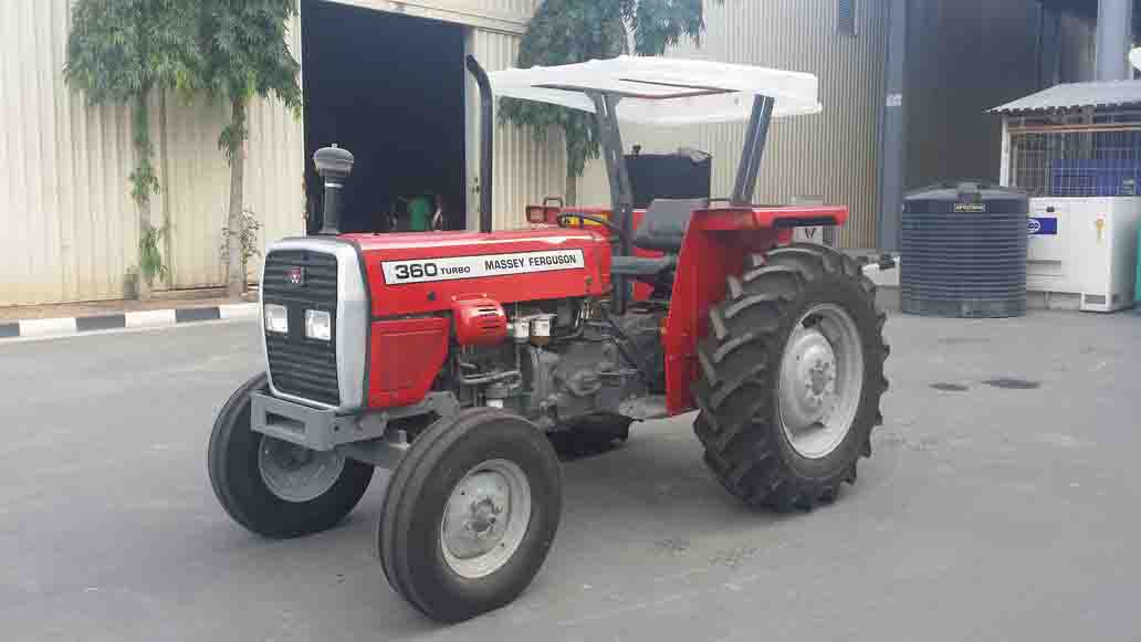 New MF-360 tractors for sale
