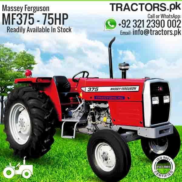 Massey Ferguson 375 Tractors for Sale