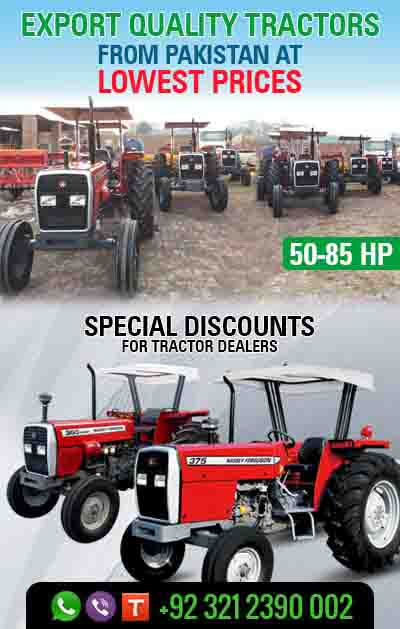 Special Offer for Benin, Massey Ferguson Tractors
