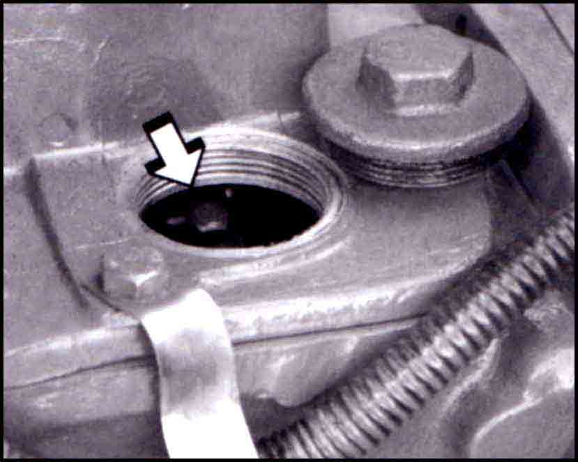 Massey Ferguson 175 Transmission Fluid Capacity : Checking and changing the transmission hydraulic oil