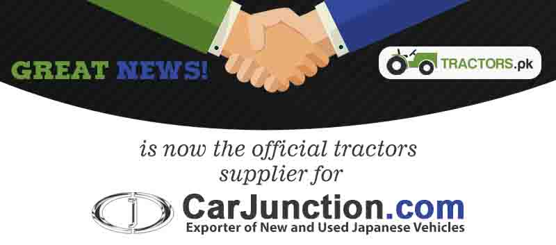 Tractors.pk Official Tractors Supplier for CarJunction.com