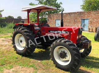 New Holland 70-56 85hp Tractors for sale