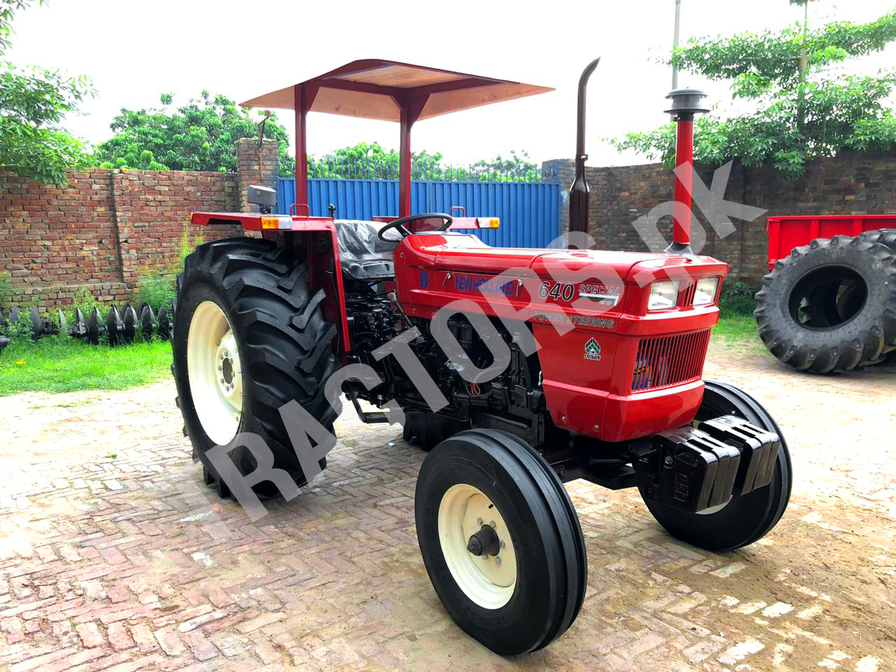 New Holland 640S 85hp Tractors for sale in Kenya