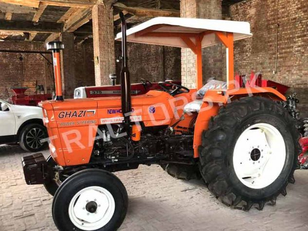 New Holland Al Ghazi 65hp Tractors for sale