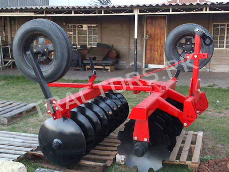 Offset Disc Harrows