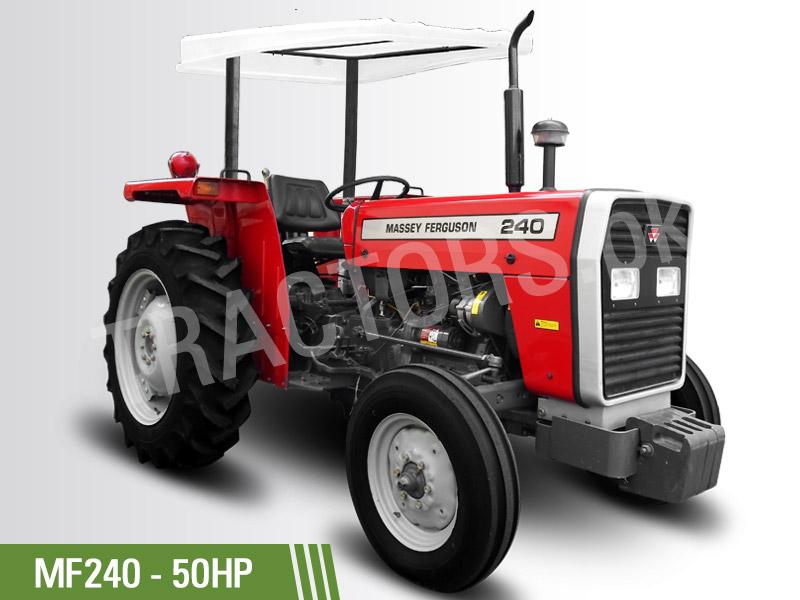 Massey Ferguson MF-240 50 hp Tractors