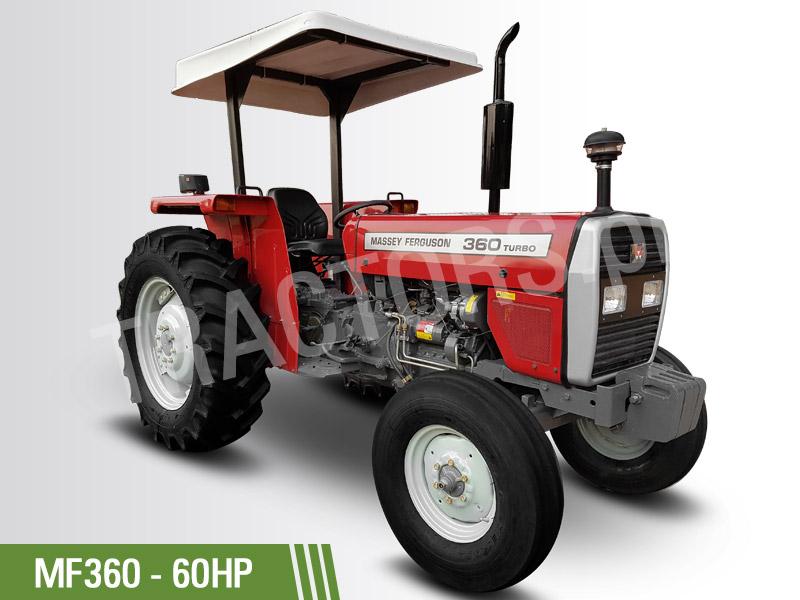 Massey Ferguson MF-360 60hp Tractors