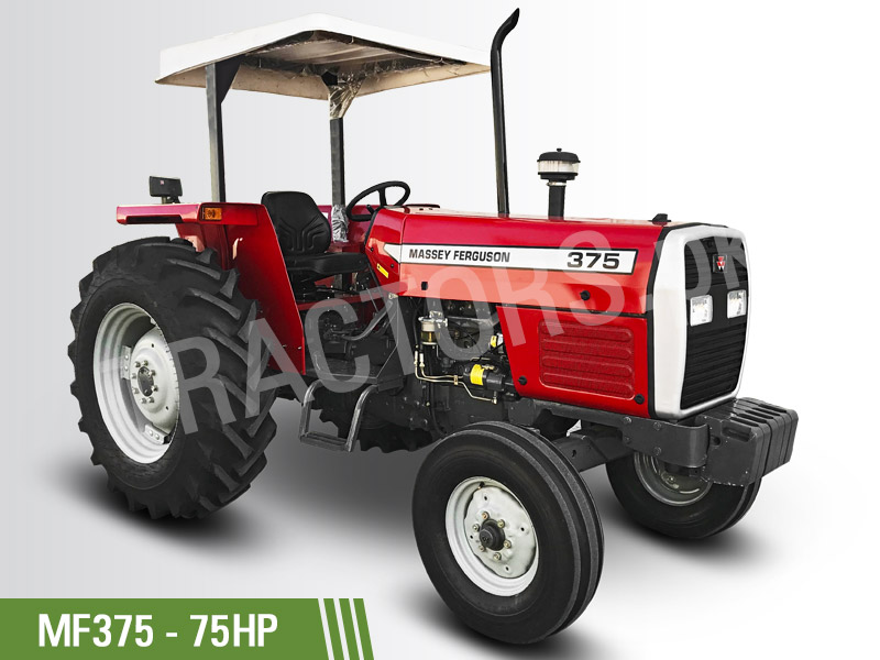 Buy MF-375 tractors for sale