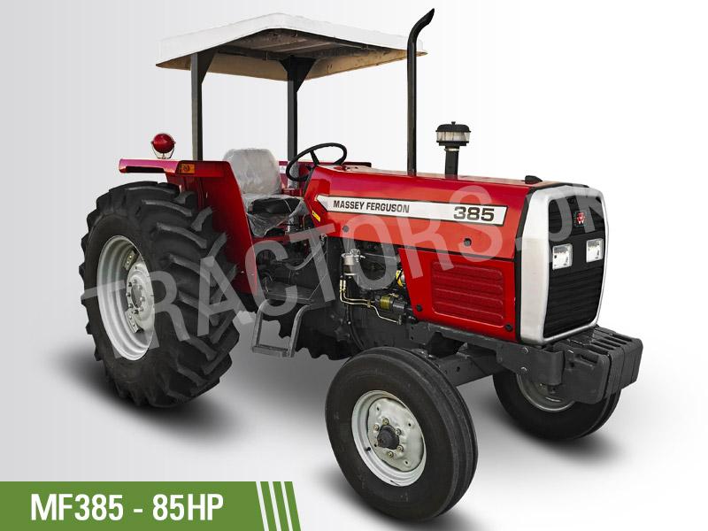 Massey Ferguson MF-385 2WD 85hp Tractors